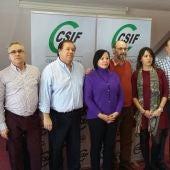CSIF incrementa en un 20% la afiliación en Ciudad Real