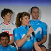 Sheyla Gutiérrez ciclista Movistar Team