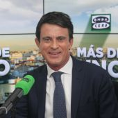 Manuel Valls en Onda Cero
