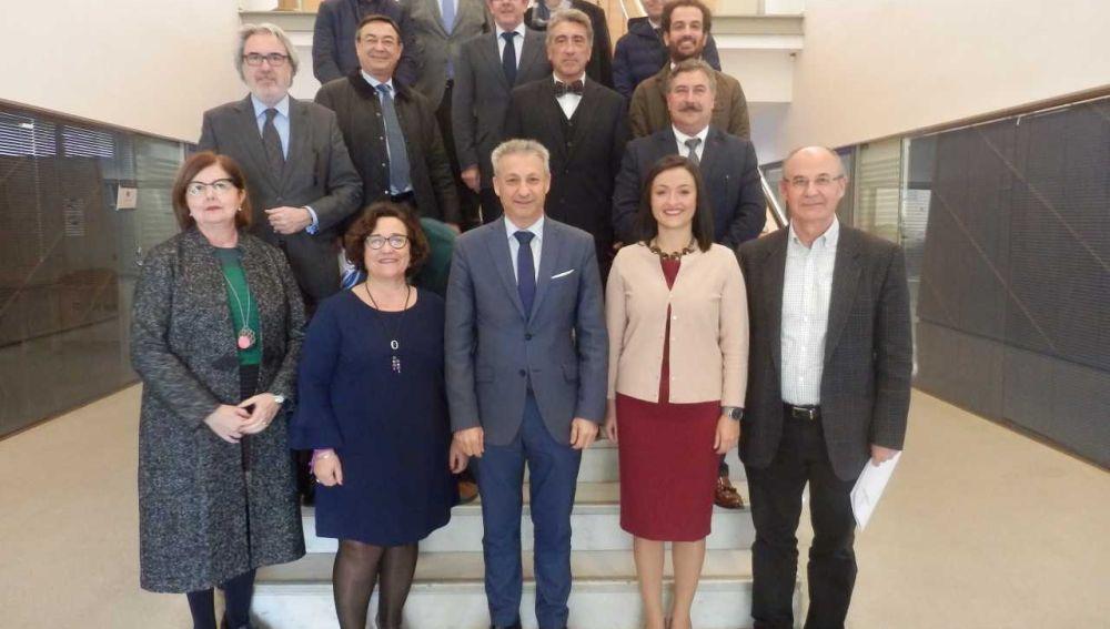 Consejo de Administración de la Autoridad Portuaria de Castellón.