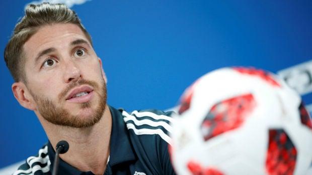 """Así respondió Sergio Ramos a Onda Cero sobre su futuro: """"Tengo contrato hasta el 2021, si me han quitado años no me he dado cuenta"""""""