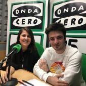 Marisa Lacabe y Javier Erro