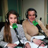 Carlos Caballero y Esther Requena