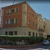 Antiguo ICONA, en el centro de Cuenca