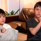 Dos niños de 7 y 10 años salvan la vida de su abuela al practicarle una reanimación cardiopulmonar