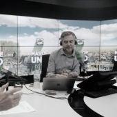 Carlos Alsina y Javier Ruiz Taboada