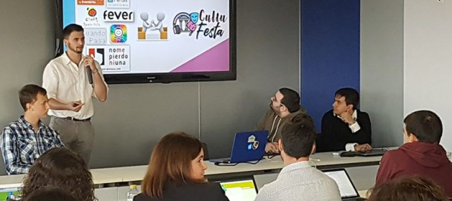 Espaitec acoge 11 proyectos tecnológicos de estudiantes de la UJI