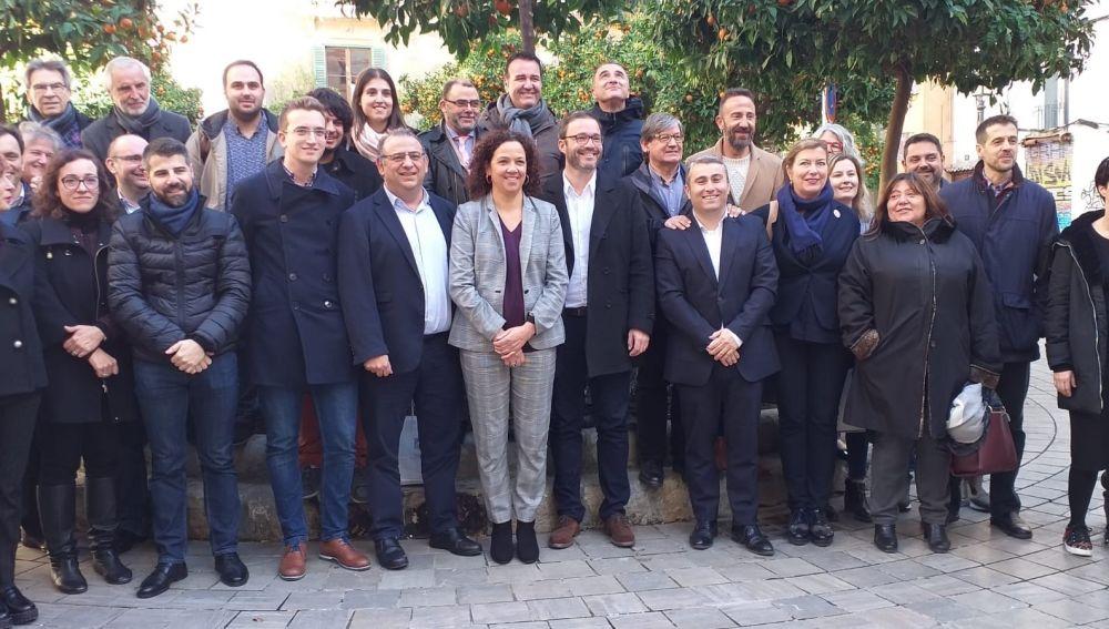 Cladera presenta candidatura al Consell de Mallorca