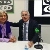 El doctor Ramón Cugat en Julia en la onda