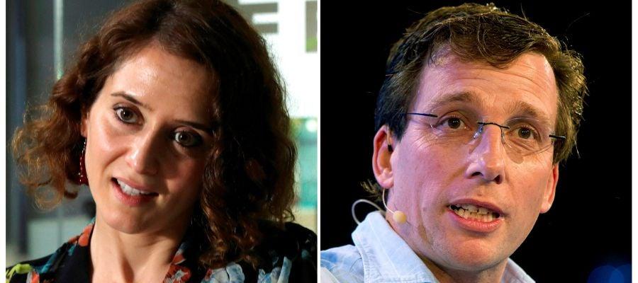 Díaz Ayuso y Almeida