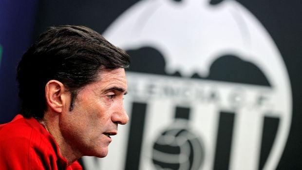 """Marcelino: """"Si el club decide destituirme aceptaré la decisión, pero no la compartiré"""""""