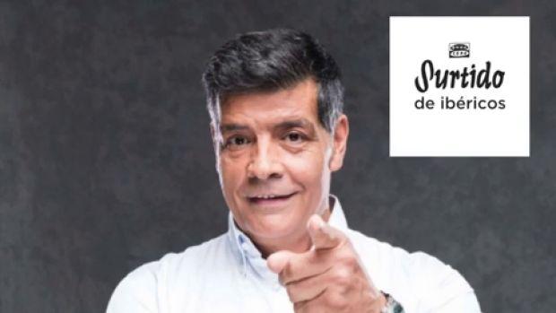 """El saludo despistado de Los Chunguitos a Surtido de """"jamón y queso"""""""