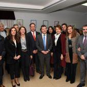 García-Page ha inaugurado el Centro de Dia para mayores de Chillón
