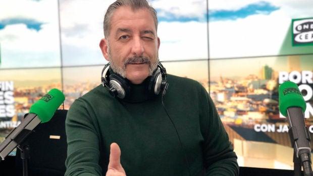 """Fernando Eiras: """"Siempre viajo con una paellera"""""""