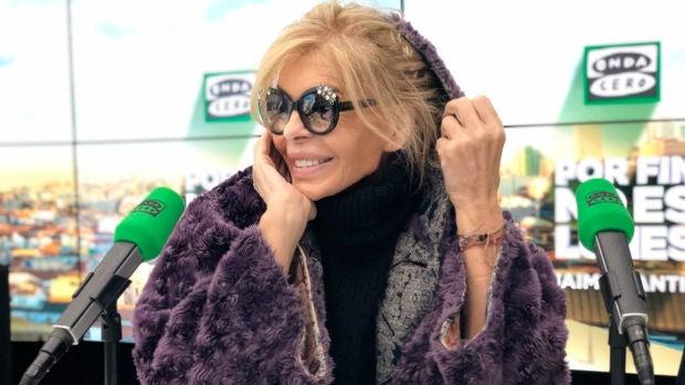 """Bibiana Fernández: """"Gracias a la ropa 'low cost' la moda se ha democratizado"""""""