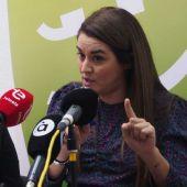 Mireia Mollà, líder de Compromís per Elx
