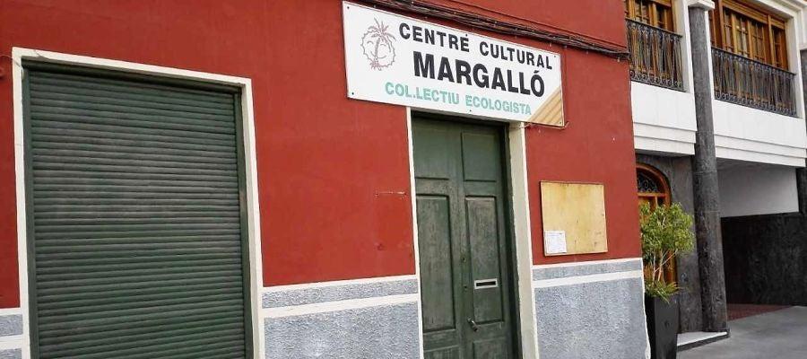 Sede del colectivo Margalló-Ecologistes en Acció