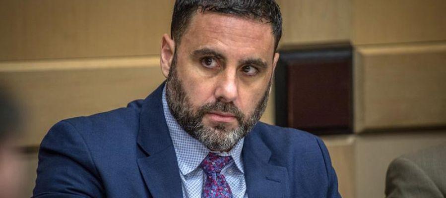 Pablo Ibar durante el juicio