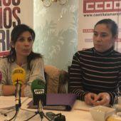 Rueda Prensas CCOO Cuenca