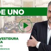 Especial Sesión de Investidura en Andalucía