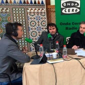 Antonio Maíllo en Más de uno especial desde el Parlamento de Andalucía