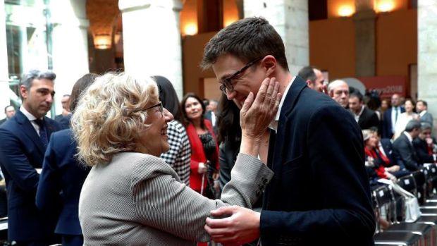 El Gabinete: La división interna de Podemos