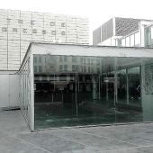 La cafetería del centro de congresos de Elche está sin servicio desde septiembre de 2018