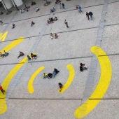 Un dispositivo flexible produce electricidad a partir de las senales wifi