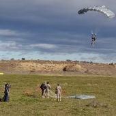 Aniversario del primer salto paracaidista de una unidad militar en España