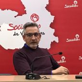 Jesús Martín repetirá como candidato del PSOE a la alcaldía de Valdepeñas