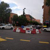 Nuevas rotondas en Alcalá de Henares