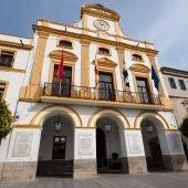 fachada ayuntamiento de mérida