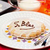Receta de Torta de San Blas