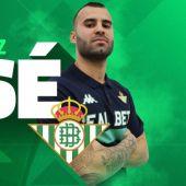 El Betis hace oficial la llegada de Jesé Rodríguez.
