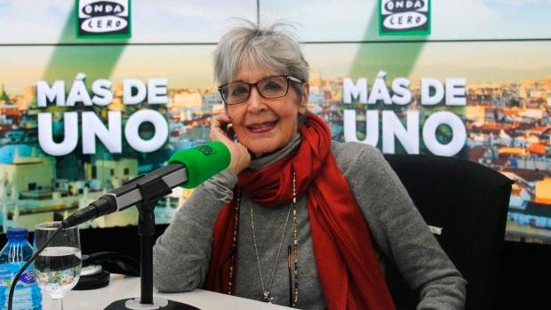 """Concha Velasco: """"Gracias a Netflix soy mucho más conocida entre la gente joven, incluido mi nieto"""""""