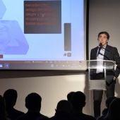 Pedro Delgado presenta la marcha homenaje a Jesús Rodríguez Magro