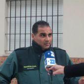 Luis Miguel Larbi, el guardia civil