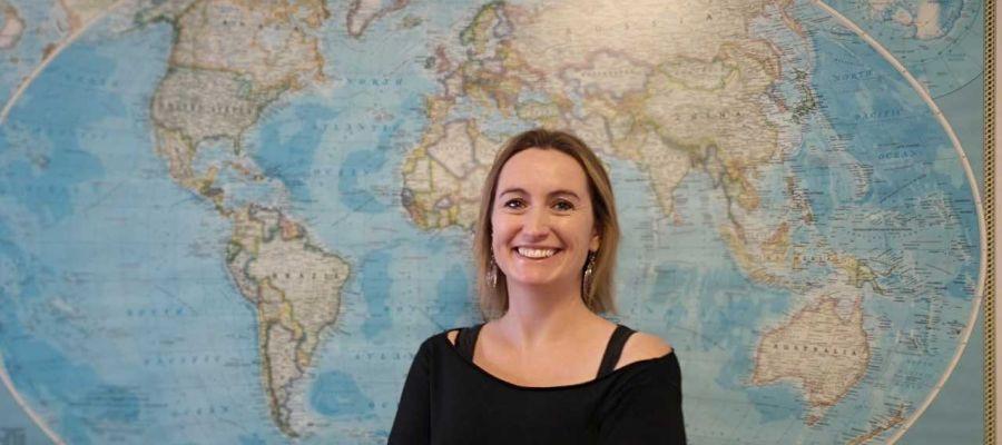 Lucy Anne Parker, investigadora de la UMH de Elche