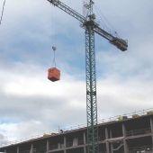 CAC-Aspron espera que se active la construcción en la ciudad