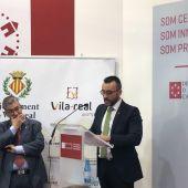 José Benlloch en Cevisama 2019