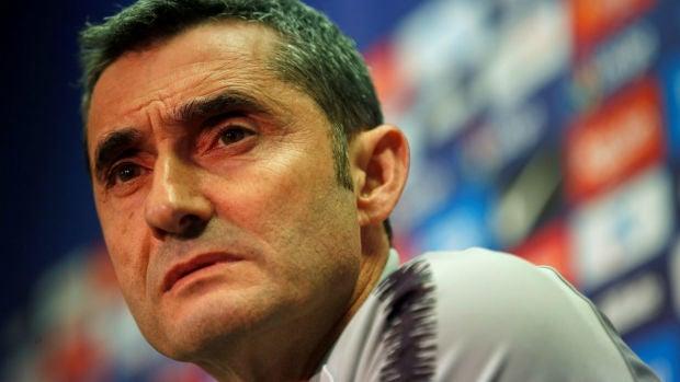 """Valverde: """"¿Luis Suárez? Es difícil no contar con un jugador así"""""""