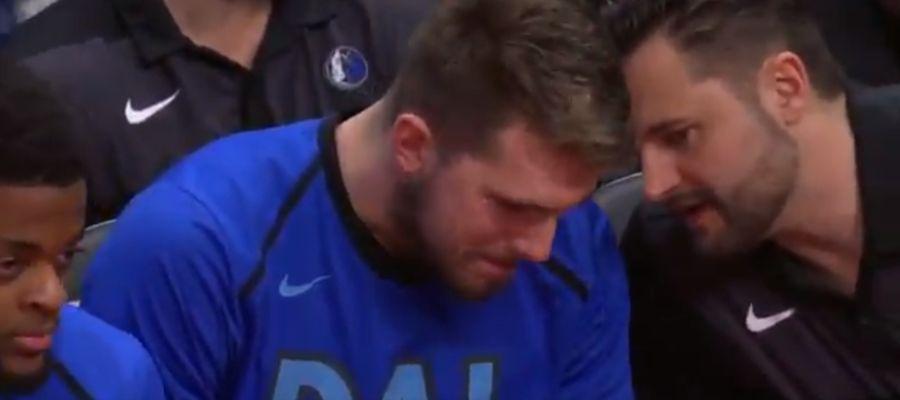 Doncic se entera de que no será All Star