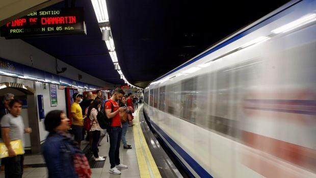 """""""Lo más raro que me ha pasado en el Metro es encontrarme una lentilla"""""""