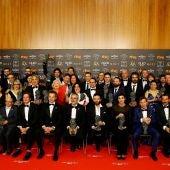 Todos los ganadores de los Goya 2019