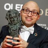 Jesús Vidal, Mejor Actor Revelación por 'Campeones'
