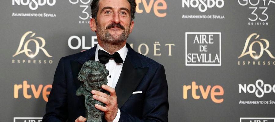 Luis Zahera, Goya al mejor actor de reparto