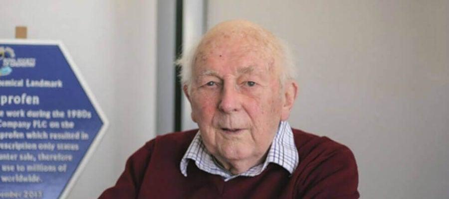 Stewart Adams, creador del ibuprofeno