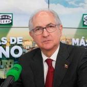 Antonio Ledezma en Onda Cero