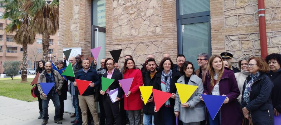 La Vicepresidenta del Consell, Mónica Oltra, ha trasladado a diferentes colectivos la Estrategia.