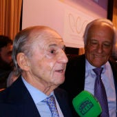 José María García con Raúl del Pozo y Carlos Alsina